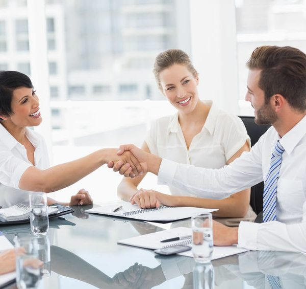 Validate yourself by getting a colleague to introduce you.